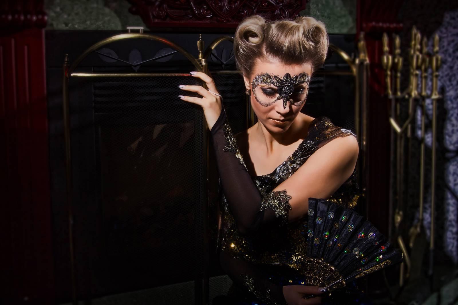 Венецианский стиль в макияже